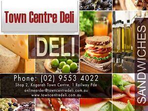 Modern Gourmet Deli Cafe in Kogarah Town Centre Hurstville Hurstville Area Preview