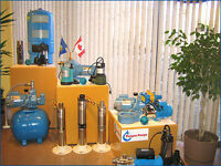 Franklin ★☆ Deep Well Submersible Pump ★☆ Sewage Pumps