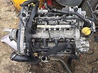 2004-2009 VAUXHALL ASTRA/VECTRA/ZAFIRA 1.9 CDTI Z19DTH 150BHP COMPLETE ENGINE 92,000 MILEAGE