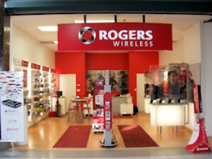 Unlimited Canada + 2GB Internet Rogers at $35 Mois