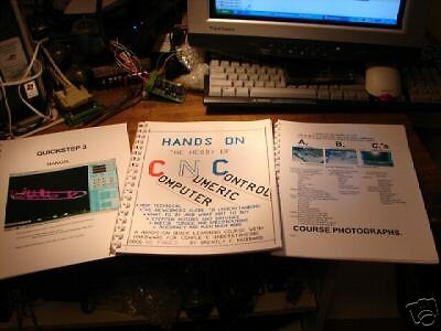 Cnc Full Stepper Motor And Driver Course Manuals
