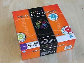 Trivial Pursuit - New edition with up to date Questions