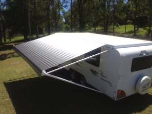 Caravan awnings new and secondhand Gosnells Gosnells Area Preview