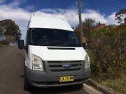 Ford Transit Jumbo Van For Hire Hurstville Grove Kogarah Area Preview