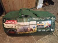Coleman 6 person tent 80 obo Weyburn