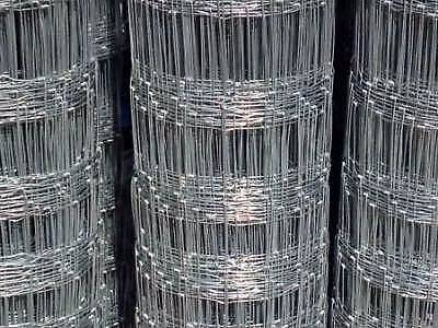 Hinge joint wire fences/mesh/cattle fences