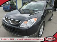 2008 Hyundai Veracruz LOADED ALL WHEEL DRIVE 7 PASSENGER BENCH &