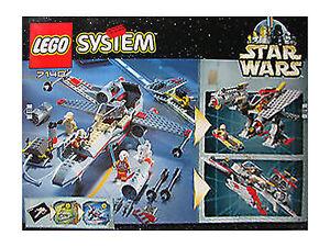 LEGO StarWars X-Wing Fighter (6212) neu / ungeöffnet / MISB