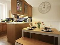 Abbey Apartment -Two bedroom short stay apartment in Abroath. Fully serviced
