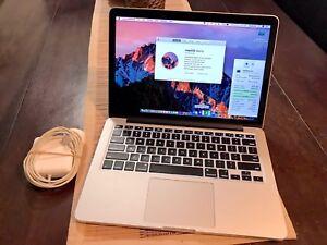 MacBook Pro 13inch retina 2013, 2.5ghz i5, 8GB RAM, 120GB SSD Brisbane City Brisbane North West Preview