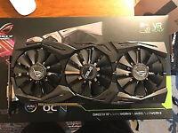 ASUS Rog STRIX GeForce GTX 1080 TI OC DirectX 12 Strix-gtx1080ti o11g gaming gfx