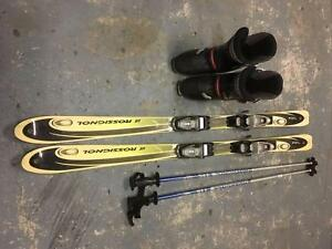 Ski's, Boots and Stocks - complete snow setup 150cm with 26.5 bts Kiama Kiama Area Preview