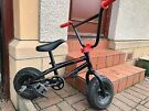 Mini bmx bike (not kids mountain bike)
