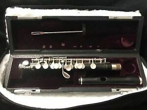 Yamaha YPC-62 Grenadilla  Wood Piccolo