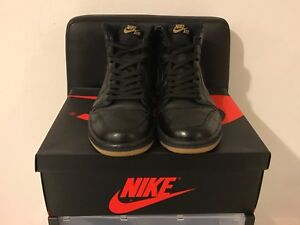 "Air Jordan 1 Retro High OG ""Black/Gum"" US8.5 Sydney City Inner Sydney Preview"