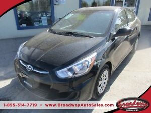 2016 Hyundai Accent POWER EQUIPPED SE EDITION 5 PASSENGER 1.6L -