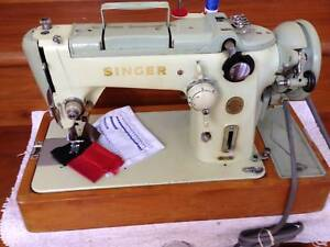 Singer Sewing Machine 319K portable light industrial style New Farm Brisbane North East Preview