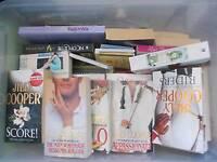 JOB LOT OF 59 FICTION CHICK LIT BOOKS