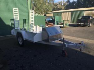 Dingo/kanga/ plant trailers built to order Smithfield Playford Area Preview