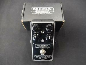 Pedale a Effets MESA BOOGIE / Model THROTTLE BOX (i022073)