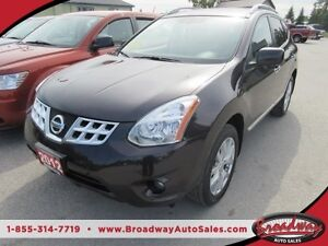 2012 Nissan Rogue POWER EQUIPPED ALL WHEEL DRIVE 5 PASSENGER HEA