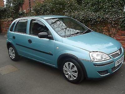 2005 Vauxhall Corsa Life 1.2i 16v 5dr