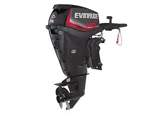 2015 Evinrude High Output 15 E15HTGL