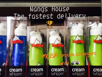 *NangHouse* MOSA Cream Chargers(Nangs)& Whipper (PARTY START)
