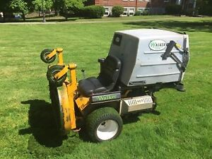 Walker mower wanted $$ paid