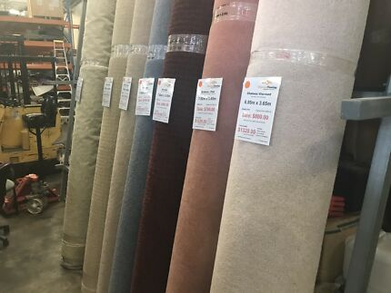 carpet remnants in Busselton 6280 WA Home Decor Gumtree