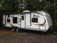 26' travel trailer for rent