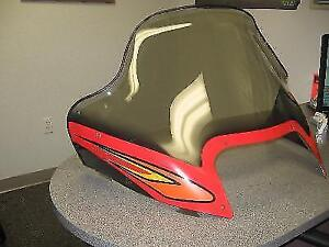 Brand New Arctic Cat Windshield