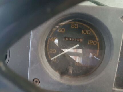 1996 Suzuki Sierra stockman  Ute
