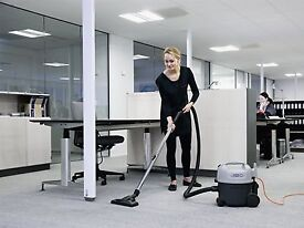 ** Evening Office Cleaner **