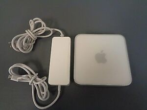 Apple MacMini Late 2009 2.26ghz model