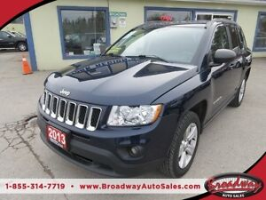 2013 Jeep Compass POWER EQUIPPED NORTH EDITION 5 PASSENGER 2.4L