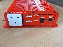 The DURITE inverter (12V to 230V 1500W) for sale.. Belmont Belmont Area Preview