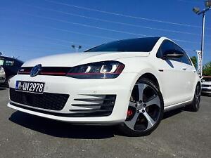 Transfert de bail pour Volkswagen GTI Autobahn 2017