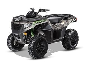 2017 Arctic Cat Alterra 700 XT EPS Camo