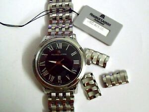 NEW AUTHENTIC SWISS MADE MAURICE LACROIX QUARTX MENS WATCH