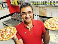 Pizza chef wanted takeaway pizza curry shop pudsey Leeds