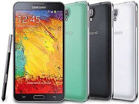 Samsung galaxy note3 32GB sim free brand new boxed with warranty