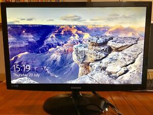 "27"" LED Samsung Monitor - SyncMaster S27B350H Greenacre Bankstown Area Preview"