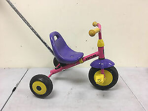 Kettler Tricycle with Push Handle
