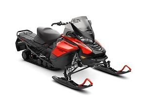 2019 Ski-Doo Renegade Enduro 900 ACE Turbo Lava Red  Black