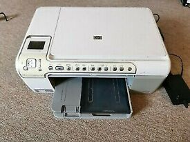 HP Photosmart #C5280 All-in-One Printer and Scanner
