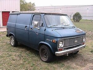 WANTED WANTED short wheelbase chevy or gmc van WANTED