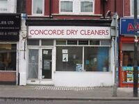 25k NO OFFERS - Dry Cleaning Business - Lease For Sale