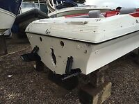 PROJECT/ ABANDONED/ UNWANTED POWER BOATS WANTED