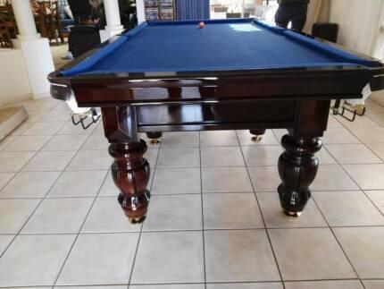 Billiards-R-Us pool tables